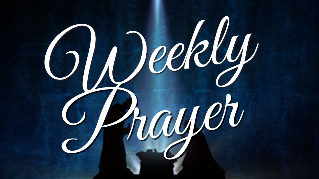 Weekly Prayer December 28